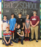 Junior High Attends B2S Bash