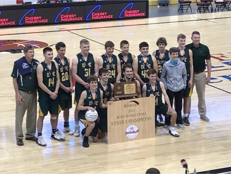 2021 State Champs!
