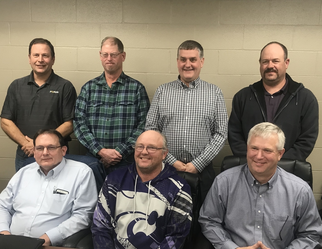 2019 Southern lion County USD 252 Board of Education